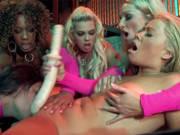 Extreme Lesben Orgie