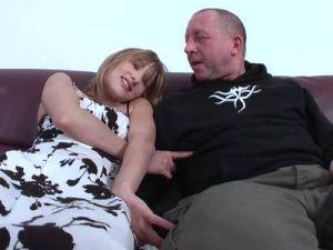 Deutscher Fick zwischen Vater und Tochter
