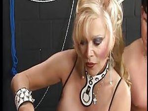 Fetisch Gruppenfick mit Babette Blue und einer BBW